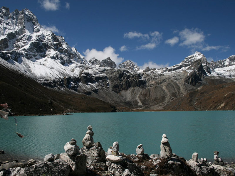 Gokyo-Lake Chola-pass Kalapathar Trek