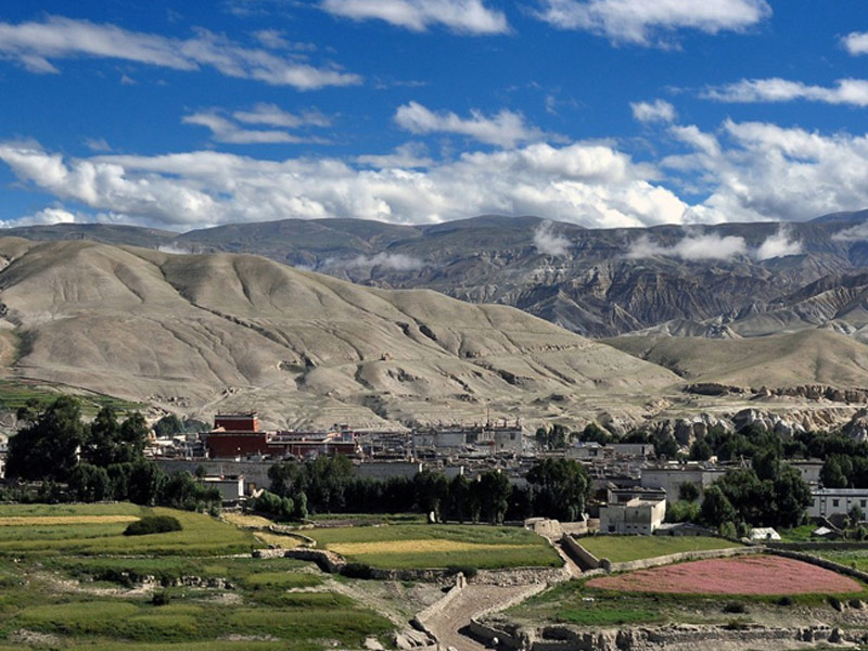 Upper Mustang Trek 12 days