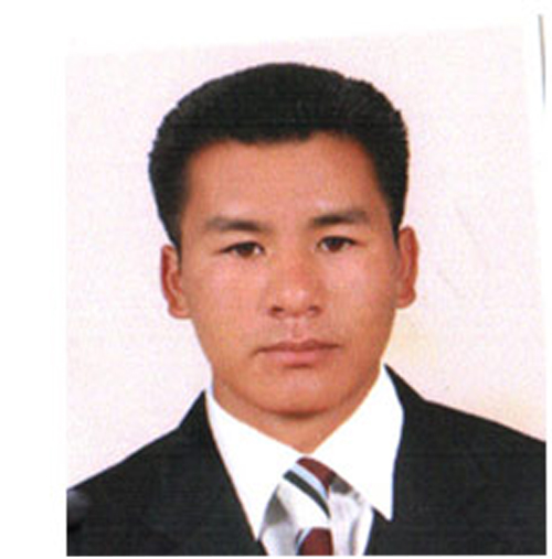 Mr.Wangda Sherpa